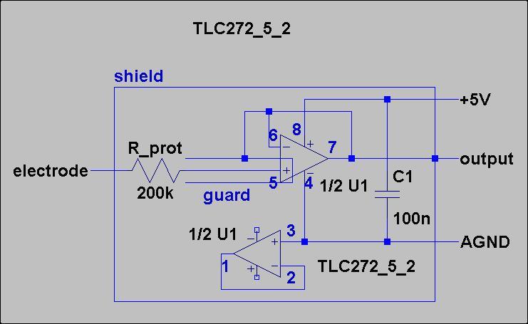 Active Electrodes For Modulareeg